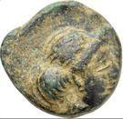 Bronze Æ8 (Chalke) – avers
