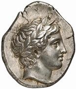 Tetradrachm - Olympichos (Olynthos) – avers