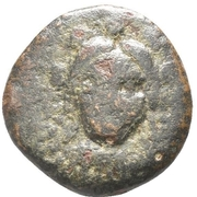 Bronze Æ12 (Chalkis) – avers