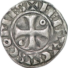 Denier à l'annelet - Henri I – avers