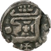 Denier anonyme attribué à Jean de Châtillon – avers