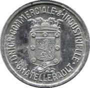 25 Centimes Union Commerciale et Industrielle de Chatellerault [86] – avers