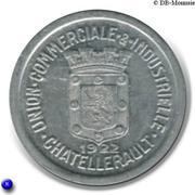 10 Centimes Union Commerciale et Industrielle de Chatellerault [86] – avers