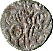 1 jital - raja Chahada Deva (1172-1191) – revers