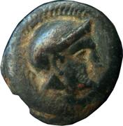 Bronze Æ11 Cherronesos – avers