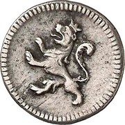 1/4 Real - Carlos III (With Mintmark) – revers