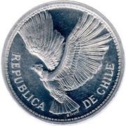 10 pesos = 1 Condor -  avers