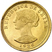 100 pesos – avers