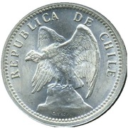 20 centavos -  avers