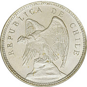 40 centavos – avers