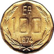 100 escudos -  avers