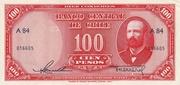 100 Pesos 10 Condores – avers