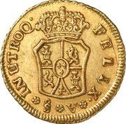 1 Escudo - Carlos III – revers