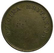 $1 Oficina Britannia – avers
