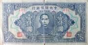 1,000 Yuan – avers