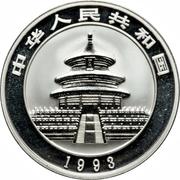 10 yuan (Panda) – avers