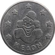 Token - Keaon Amusement – revers