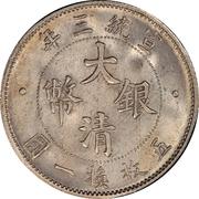 2 jiao Xuantong – avers