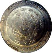 1 Dollar - Guangxu (Pei Yang; Coin Silver Sanvple) – revers