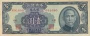 1 Yuan (1 Silver Dollar; Canton) – avers