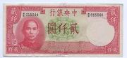 2000 Yuan (Central Bank of China) – avers