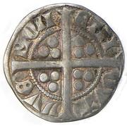 1 Esterlin - Arnould III de Looz – revers