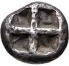 Didrachm (Chios) – revers