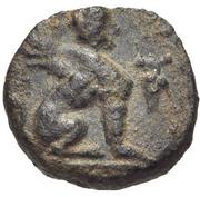 Bronze Æ10 (Chios) – avers