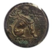 Bronze AE16 – avers