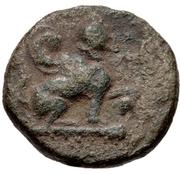 Bronze Æ14 (Chios) – avers