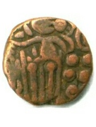 Massa - Raja Raja Chola I – avers