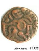 Massa - Raja Raja Chola I – revers