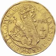 7 ducat - Peter II – avers