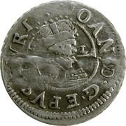 1 kreuzer Johann VI Flugi von Aspermont – avers