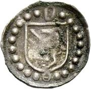 1 pfennig - Ortlieb – avers