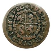 1 bluzger - Ulrich VII – avers