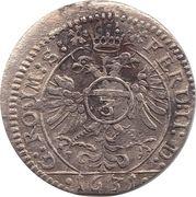 3 kreuzer - Ferdinand II – revers