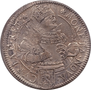 10 kreuzer - Ferdinand II – avers