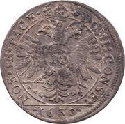 10 kreuzer - Ferdinand II – revers