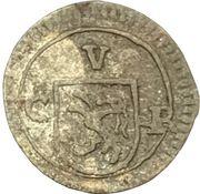 1 Pfennig (City) – avers