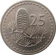 25 mils - République – revers