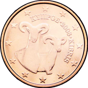 5 cents d'euro – avers