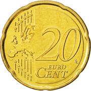 20 cents d'euro – revers