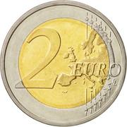 2 euros -  revers