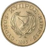 2 cents (type 1 armoiries; numéro de valeur solide) -  avers