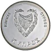 500 Mils (Jeux olympiques de Moscou, essai) – avers