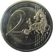 2 euros Paphos – revers