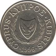 2 cents (type 2 armoiries) -  avers