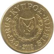 10 cents (type 2 armoiries) -  avers