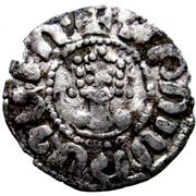 1 denier - Hetoum II – avers